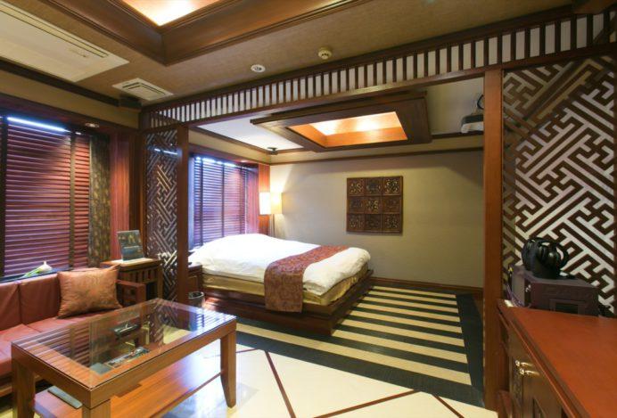 HOTEL AQUA GATE202号室