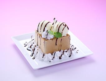 ハニートースト(チョコレート)